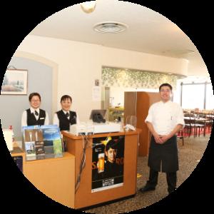 レストラン 「三沢空港」